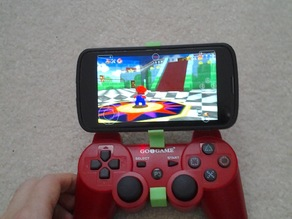 Nexus 4 (w/ bumper) GameClip