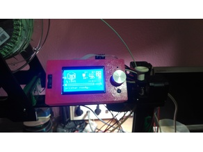 Anet A2 LCD 12864 Case