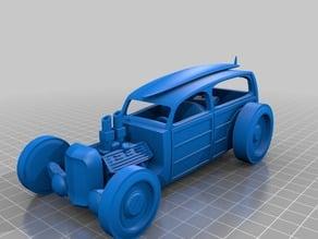 Tinker Toy Vehicles Sedan