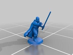 Dark Jedi Knight - Force Push