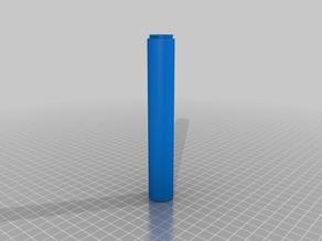 18650 double battery case