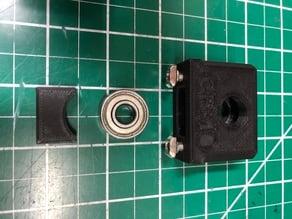 Lead Screw Bearing Block for CR-10