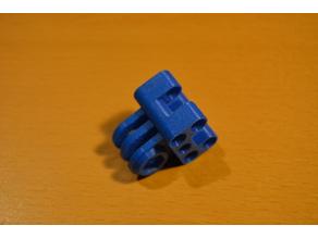 LEGO Technic universal GoPro mount