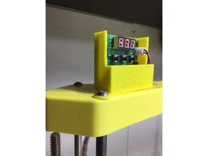 Hot Bed Control Board Case For Print Rite