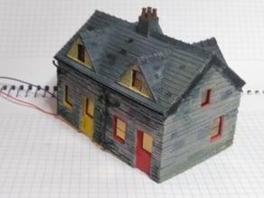 00 / HO / 009 Slate Cottage House