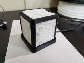 50mm Lithophane Box