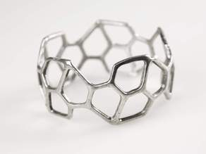 Pentagonal Hexacontahedron Bracelet
