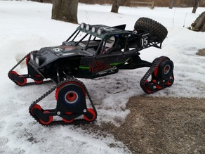 RC Snow Tracks