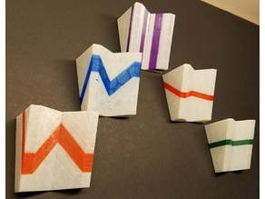 V-Shaped Outcrop Patterns