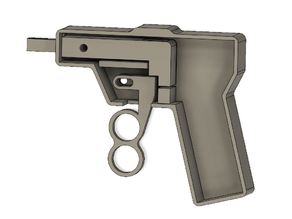 Lockpick demonstration tool/gun