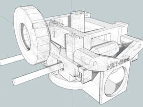 HX1-Mod Quick-Fit X-Carriage