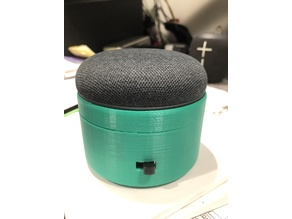 Google Mini Rechargeable Battery Pack