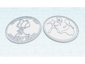 Ralt's Evolution Coin for Community Day
