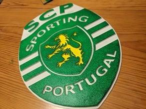 Sporting Clube de Portugal SCP Logo