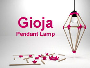 Gioja (Pendant Lamp)
