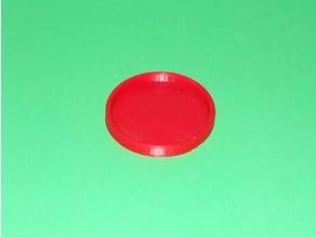 Parametric Drink Coaster