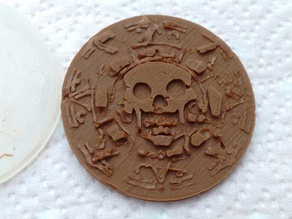 Pirates of the Caribbean Chocolate