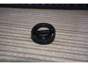 Fidget Spinner, Two dimensional