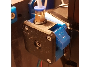 3Dator Bowden Extruder base mk7 10mm