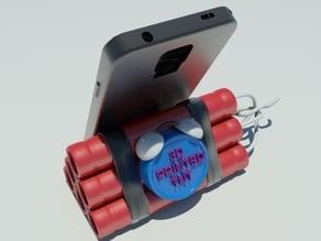 TNT smartphone stand