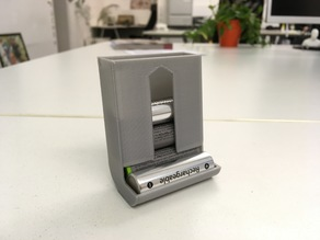 Simple Battery Dispenser (AA Version)