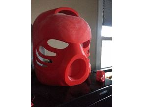 Full Size Kanohi Hau (Toa Tahu Bionicle Mask)