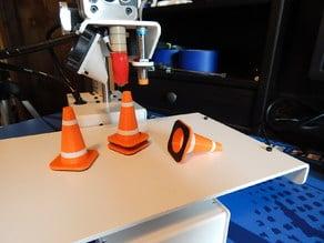RC  Drift Cones