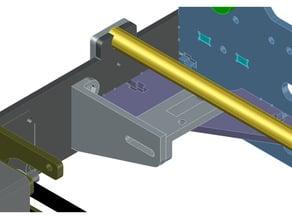 Prusa I3 steel holder mehEndStop Y