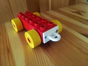 Duplo Train Hitch Hook spare part