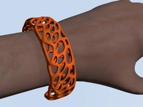Voronoi Bracelet
