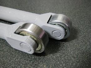 Rolling/flattening Tool