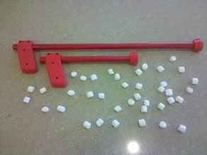 Mini Marshmallow Gun & Rifle