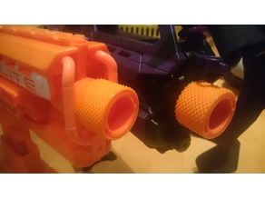 Nerf Muzzle Cover