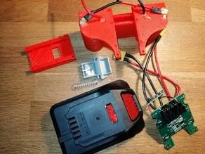 Ryobi ALDI Ferrex Adapter for Lawn mower
