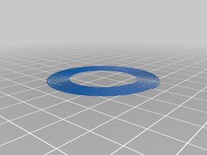 Bed Levelling Spirals