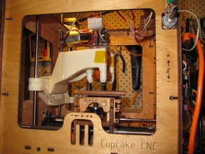 Printable Z-Stage for Makerbot / Cupcake CNC