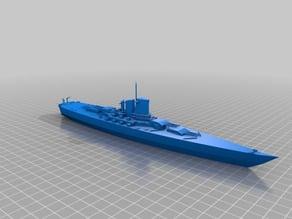 Italian Battleship