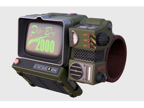 Fallout76 Pip-Boy 2000 Mk VI