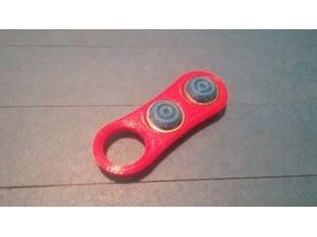 Offset Fidget Spinner