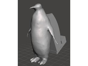 Penguin Pencil Holder