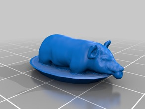Roast Wild Boar / Pig 28mm on the bone!