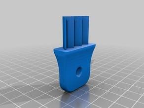 Paper Towel Dispenser Key (waffle type)