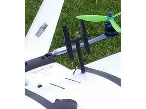 FrSky L9R antenna holder mount