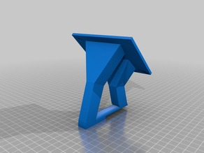 Printrbot Simple Metal Pi Dock/Perch(3.5in touch)