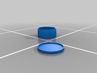 A round box