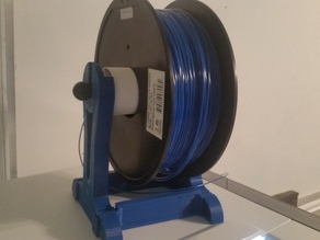 Snap together Spool Holder - No extra hardware required!