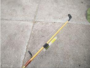 Glow stick clip / Knicklicht clip