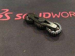 Fidgeting / Spinning Gears
