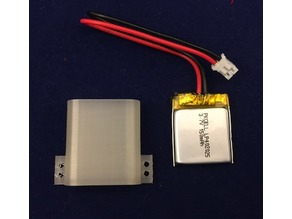Small Lipo Battery Sleeve
