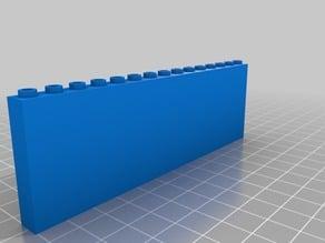 LEGO wall Brick